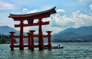 itsukushima shrine ootorii