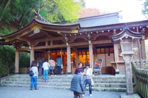 Kifune shrine Honden