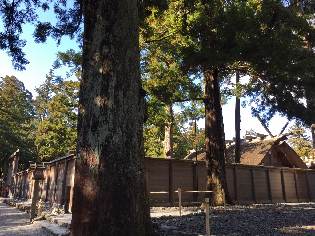 【Ise JINGU】When you visit Ise-Jingu, visit Gegu first!